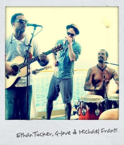 ET with G. Love & Michael Franti